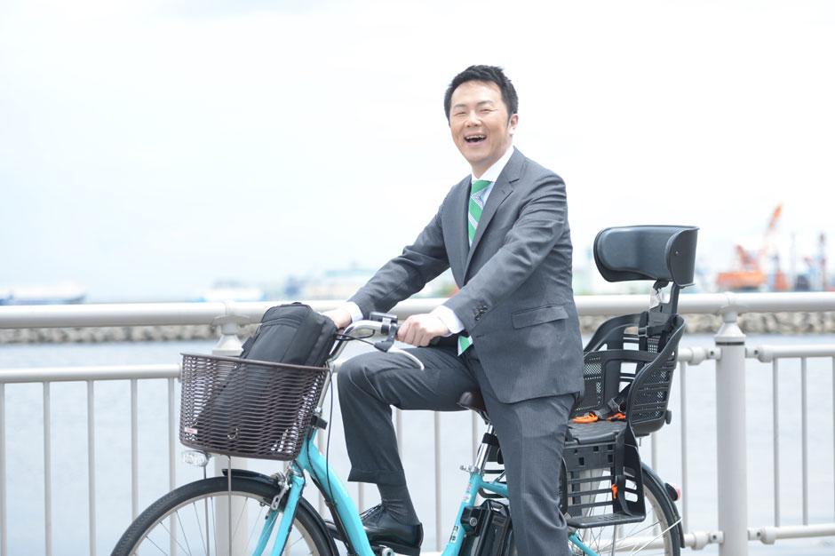 酒井亮介プロフィール|がんばる育メン!